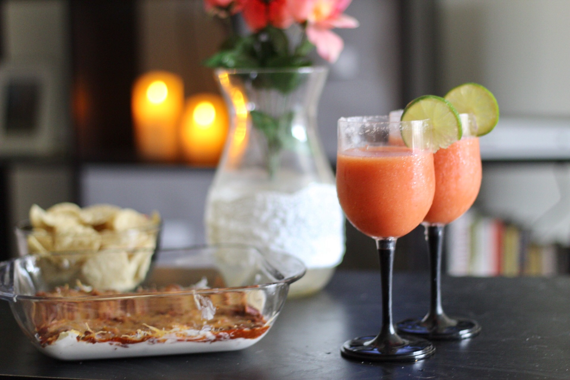 Queen of the South Inspired Cocktails and Treats
