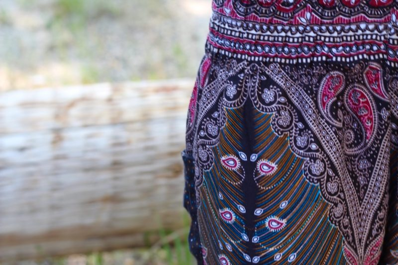 One Tribe Apparel, Harem Pants, Bohemian, Thai Harem Pants