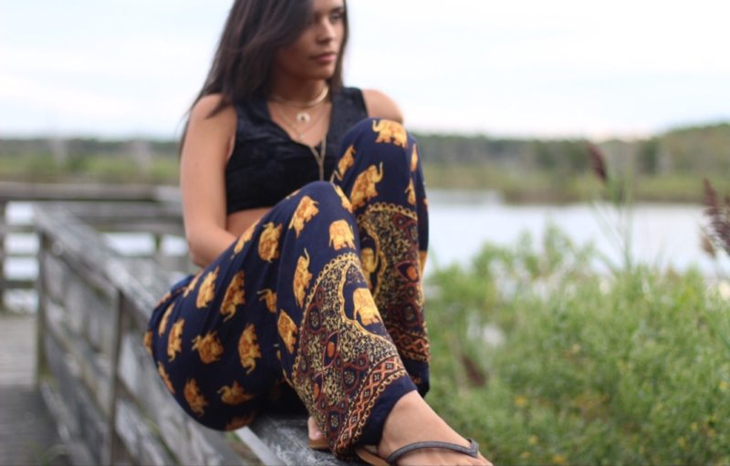 palazzo pants, the elephant pants