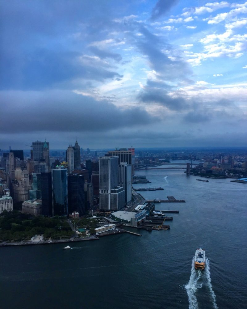 FlyNYON, helicopter ride, NYC
