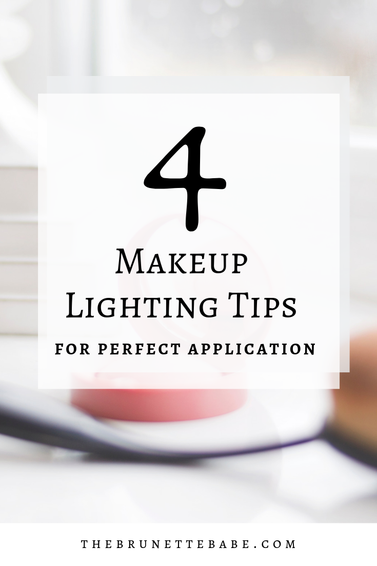 4 Makeup Lighting Tips For Perfect Application, makeup lighting tips