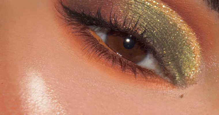 2019 Fall Makeup Look: Earthy Tones