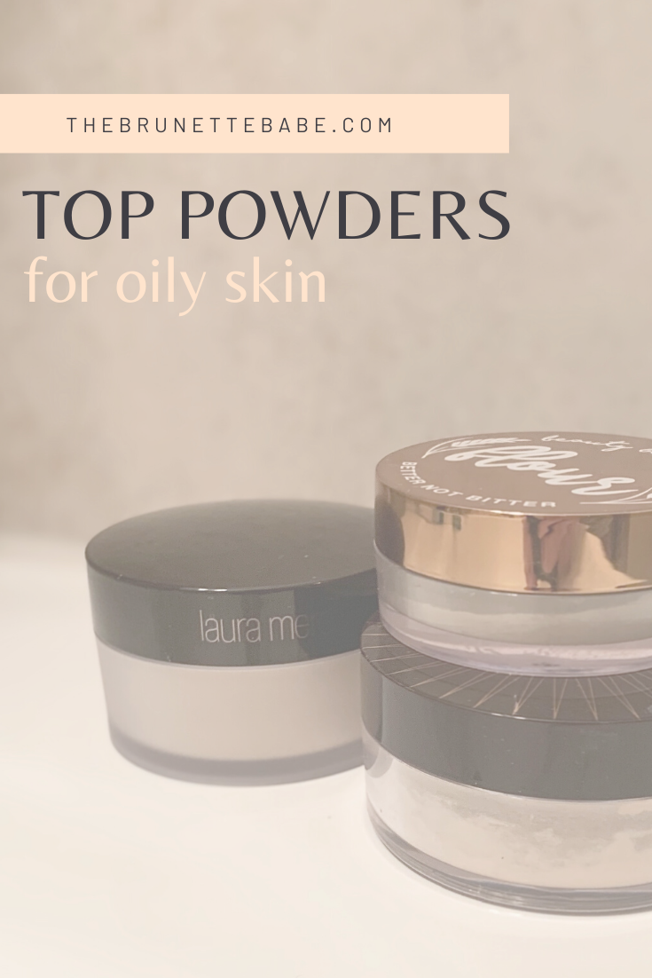 top powder fot oily skin
