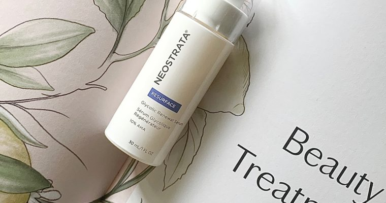 Neostrata Glycolic Renewal Serum – An Antioxidant Smoothing Treatment