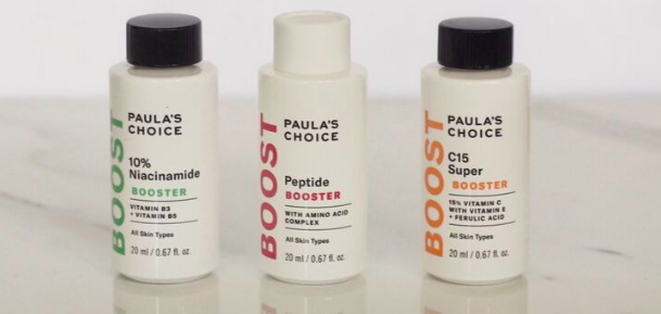 Paula's Choice Boosters: Which One is Right For Your Skin Type?