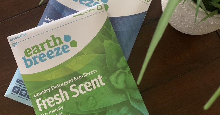 My Thoughts on Laundry Detergent Sheets – A Sustainable Alternative