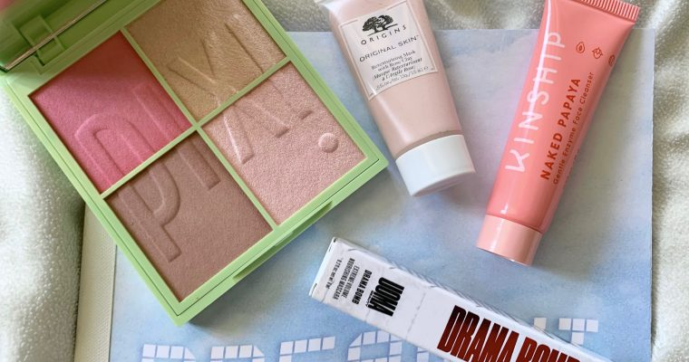 What's In My January 2021 Ipsy Glam Bag & Glam Blag Plus