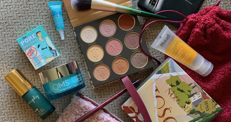 What's In My December 2020 Ipsy Glam Bag & Glam Blag Plus