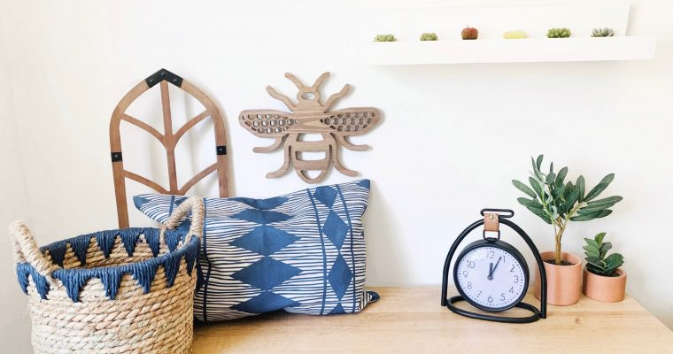 Decocrated Summer Home Decor Subscription Box